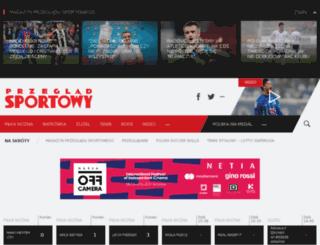 tour-de-pologne-2013.przegladsportowy.pl screenshot