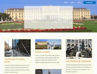 tour-europe.org screenshot