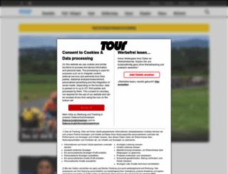 tour-magazin.de screenshot