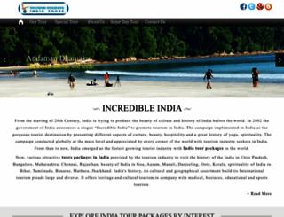tour-packagesindia.com screenshot