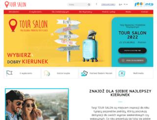 tour-salon.pl screenshot