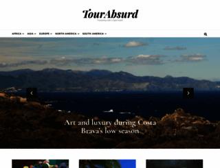 tourabsurd.com screenshot