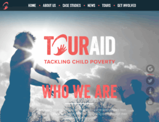touraid.org screenshot