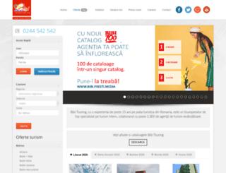 tourclick.ro screenshot