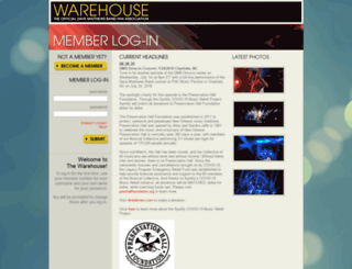 tourdates.davematthewsband.com screenshot
