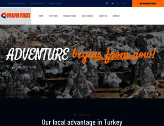 tourforturkey.com screenshot
