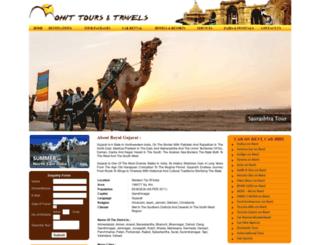 tourgujarat.com screenshot