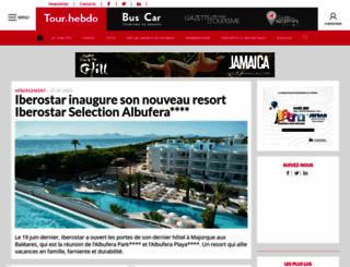 tourhebdo.com screenshot