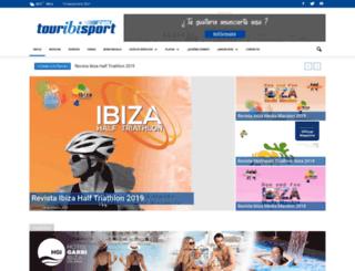 touribisport.com screenshot