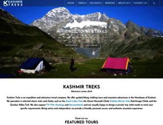 tourinkashmir.com screenshot