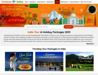 tourism-of-india.com screenshot