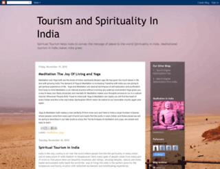 tourism-spiritual.blogspot.com screenshot