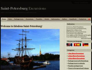 tourism.spb.ru screenshot