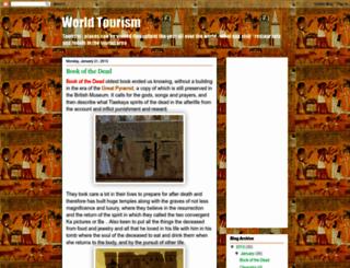 tourism2014.blogspot.com screenshot