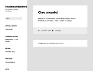 tourismandculture.net screenshot