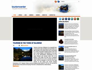 tourismcenter1.blogspot.com screenshot