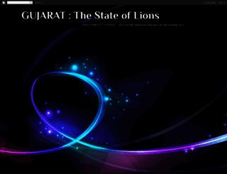 tourismgujaratinfo.blogspot.in screenshot