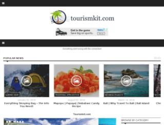 tourismkit.com screenshot