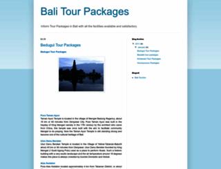 tourismtourpackages.blogspot.com screenshot