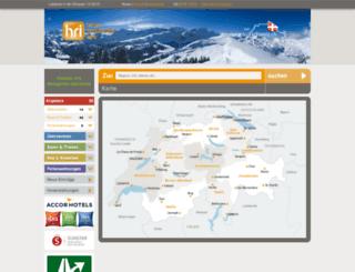 tourismus-schweiz.ch screenshot