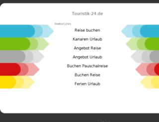 touristik-24.de screenshot