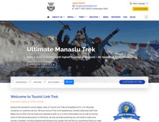 touristlinktrek.com screenshot