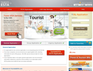 touristsesta.com screenshot