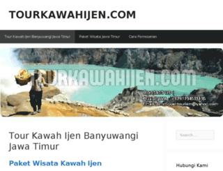 tourkawahijen.com screenshot