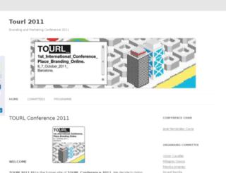 tourl2011.eu screenshot