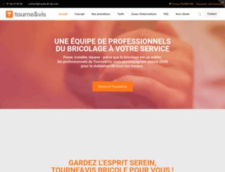 tourne-et-vis.com screenshot