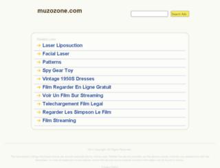 tournoidepokeravec.muzozone.com screenshot