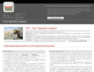 touroperator.com.br screenshot