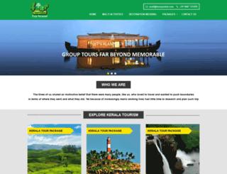 tourpocket.com screenshot