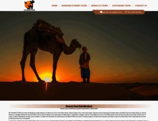 tours-from-marrakesh.com screenshot