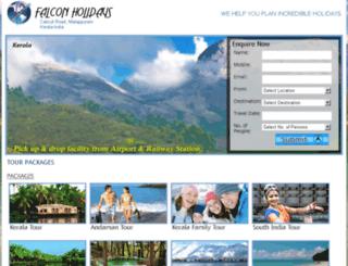 tours-india.co.in screenshot