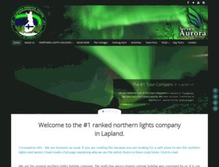 tours.aurora-service.eu screenshot