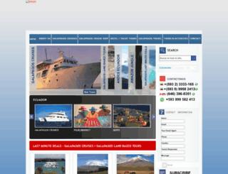 toursecuador.com screenshot