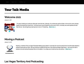 tourtalkmedia.com screenshot