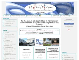 touslesifsi.info screenshot
