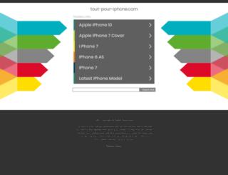 tout-pour-iphone.com screenshot