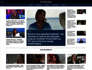toutelatele.com screenshot