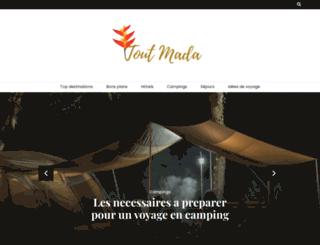 toutmada.com screenshot