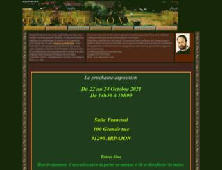 toutounov.fr screenshot