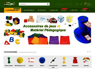 toutpourlejeu.com screenshot