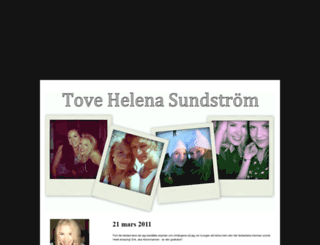 tovesundstrm.blogg.se screenshot