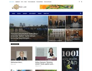 tovuzlular.com screenshot
