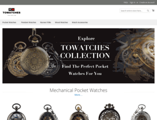 towatches.com screenshot