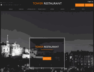 tower-restaurant.com screenshot
