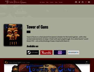 towerofguns.com screenshot