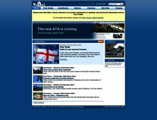 towersalmanac.com screenshot